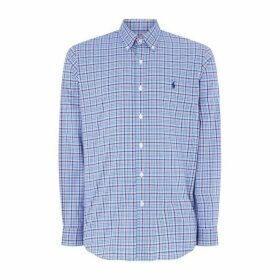 Polo Ralph Lauren Check Poplin Shirt