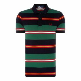 Fred Perry Fred ContPiqueShirtSn93