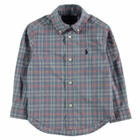 Polo Ralph Lauren Long Sleeve Button Down Shirt