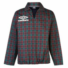 Umbro Plaid Drill Top