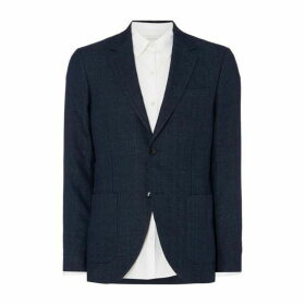 Tiger of Sweden Houndstooth Blazer