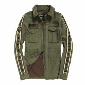 Rookie Utility Cargo Parka with Pockets
