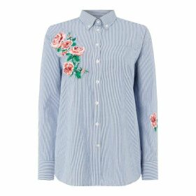 Gant Embroided Rose Ld92
