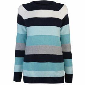 Barbour Lifestyle B.Li Overseas Knit Ld93