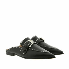 Givenchy Loafers & Slippers - Studded Slip-On Mules Leather Black - black - Loafers & Slippers for ladies
