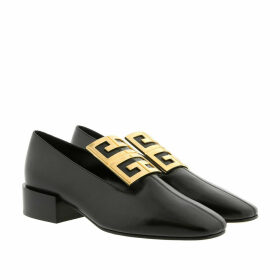 Givenchy Loafers & Slippers - 4G Loafers Leather Black - black - Loafers & Slippers for ladies