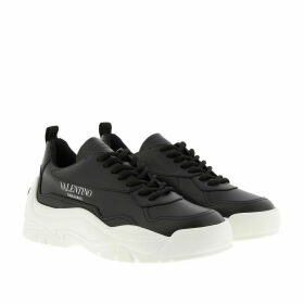 Valentino Sneakers - Gumboy Sneakers Leather Black - black - Sneakers for ladies