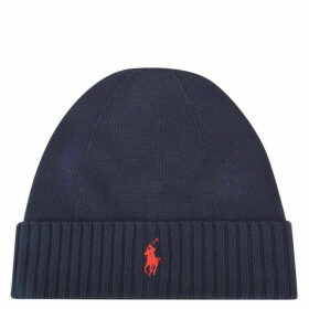 POLO RALPH LAUREN Ribbed Beanie
