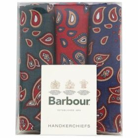 Barbour Lifestyle B.Li Paisley Hankie Sn00