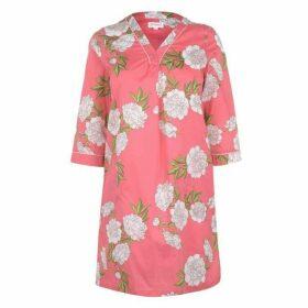 Bedhead Hermosa Bloom Cotton 3 Quater Sleep Shirt