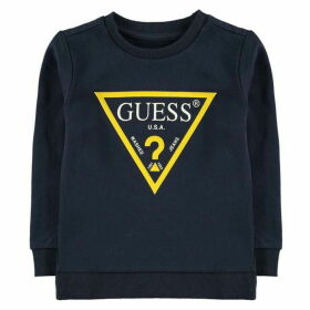 Guess Triangle Logo Sweater