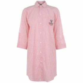 Lauren by Ralph Lauren Roll Shirt Nightshirt