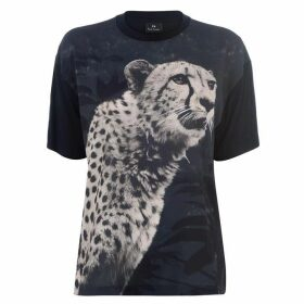Paul Smith Cheetah T Shirt