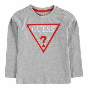Guess Long Sleeve T Shirt