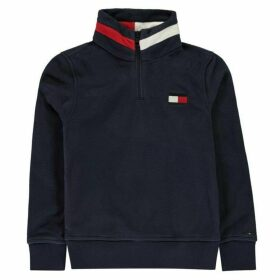 Tommy Hilfiger Polar Mock Neck Fleece
