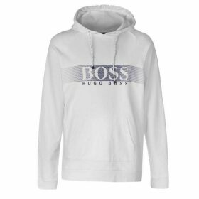 BOSS BODYWEAR Over The Head Logo Sweatshirt
