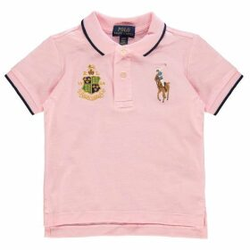 Polo Ralph Lauren Multi Badge Polo Shirt