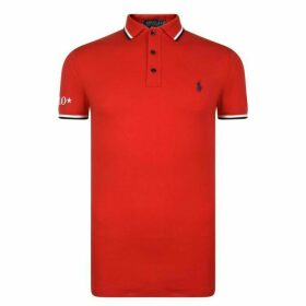 Polo Ralph Lauren Polo Logo Polo Short Sleeved Shirt