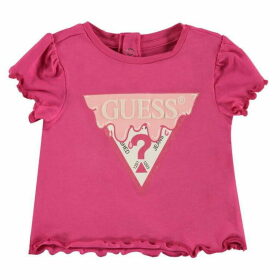 Guess Frill T Shirt Baby