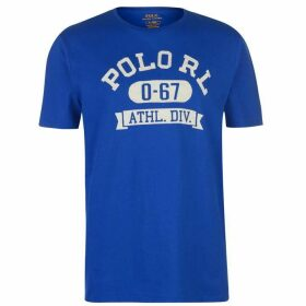 Polo Ralph Lauren Short Sleeve Print T Shirt
