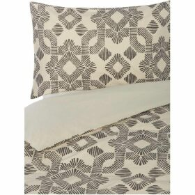 Gray and Willow Cala Design Pillowcase Pair