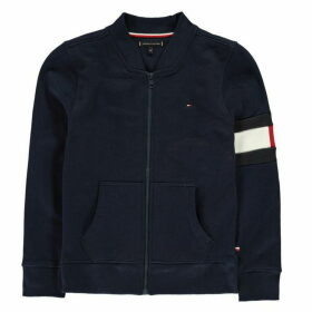 Tommy Hilfiger Flag Sleeve Tracksuit Top