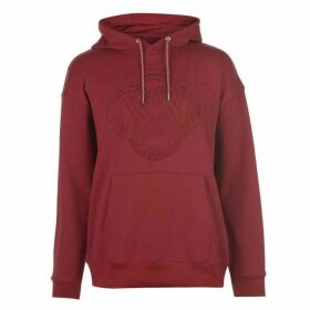 Armani Exchange Dragon Logo Hoodie Mens