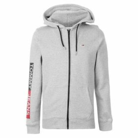 Tommy Jeans Essentials Graphic Zip Hoodie