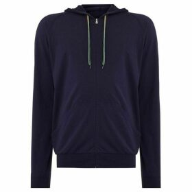 PS by Paul Smith Plain Zip Thru Hoodie