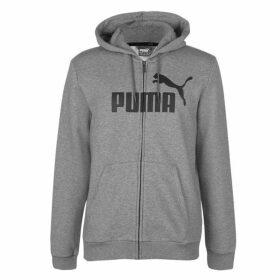 Puma No1 Zip Hoodie Mens