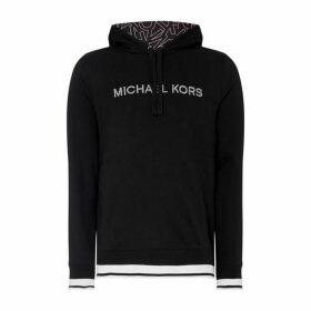 MICHAEL Michael Kors MK Logo Hoodie Sn92