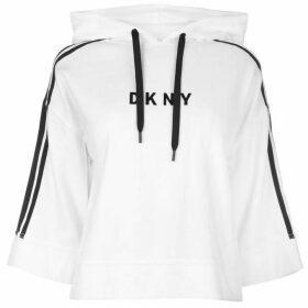 DKNY Boxy Hoodie Ladies