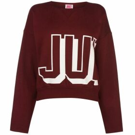 Juicy Oversized Logo Sweatshirt