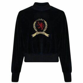 Tommy Jeans Velvet Sweatshirt