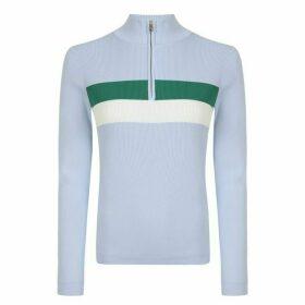 Tommy Hilfiger Tiarra Mock Neck Sweatshirt