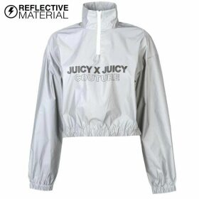 Juicy Reflective Zip Hoodie