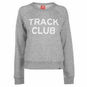 New Balance Track Club Crew Neck Sweatshirt