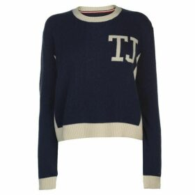 Tommy Jeans TJ Cropped Sweatshirt