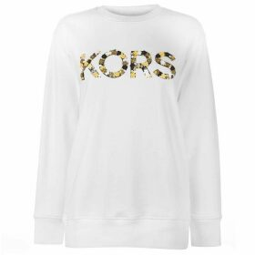 MICHAEL Michael Kors Michael Logo Sweatshirt Womens