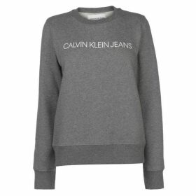 Calvin Klein Jeans Institute Logo Sweatshirt