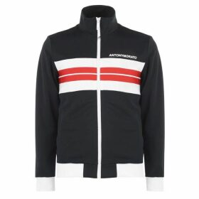 Antony Morato Mens Small Logo Tracksuit Top