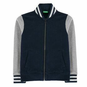 Benetton Baseball Zip Jacket