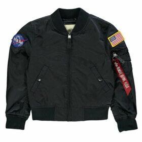 Alpha Industries Ma-1 Nasa Reversible Jacket
