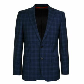 Hugo Business Checked Jacket