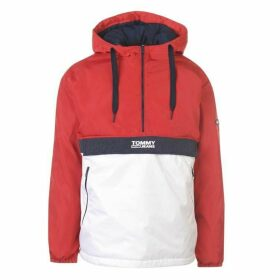 Tommy Jeans Colour Block Popover Jacket