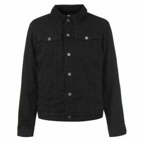 G Star Slim Sherpa Jacket