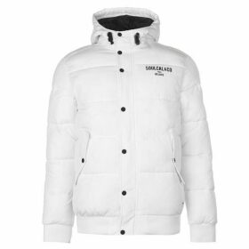 SoulCal Puffer Jacket Mens