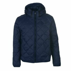 Replay Diamond Quilted Jacket