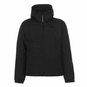 G Star Attac Quilted Hooded Jacket