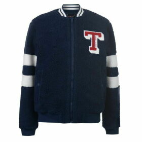 Tommy Jeans Teddy Bomber Jacket